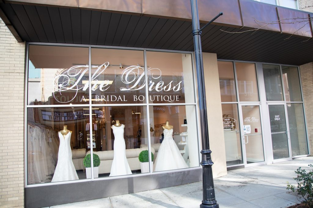 The Dress Bridal Boutique Downtown Springfield MO037