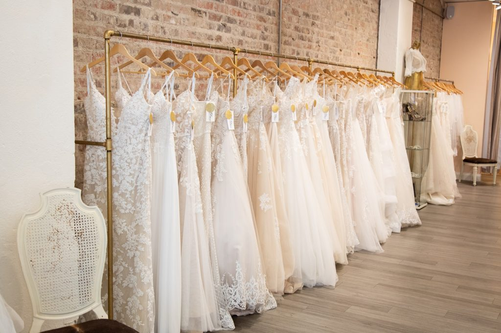 The Dress Bridal Boutique Downtown Springfield MO045