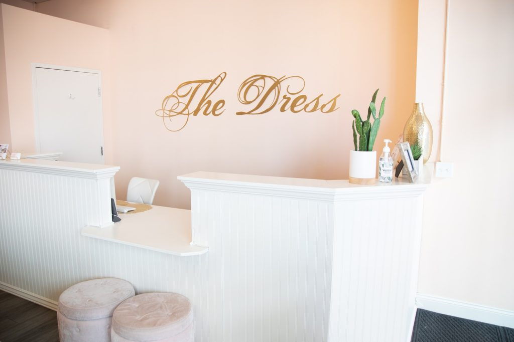 The Dress Bridal Boutique Downtown Springfield MO048