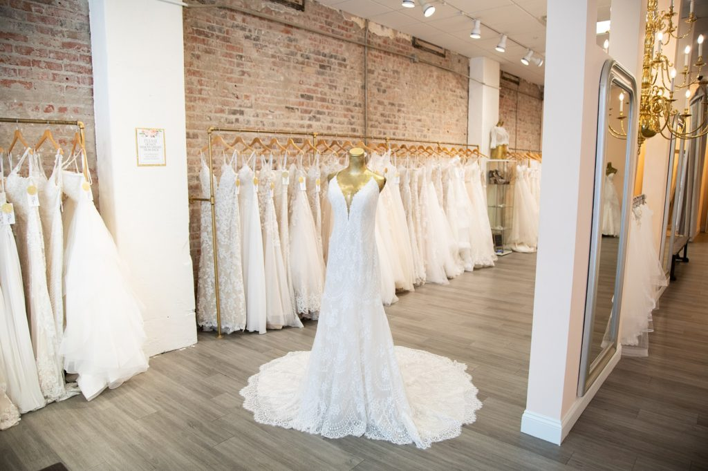 The Dress Bridal Boutique Downtown Springfield MO051